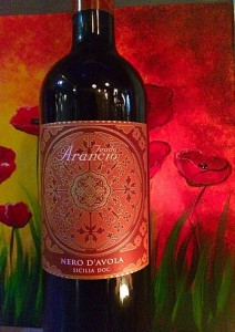 Vin Nero d'Avola